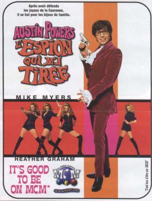 Austin Powers - Spion in geheimer Missionarsstellung 540x712