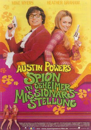 Austin Powers - Spion in geheimer Missionarsstellung 1062x1518