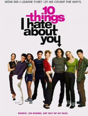 10 Things I Hate About You 530x700