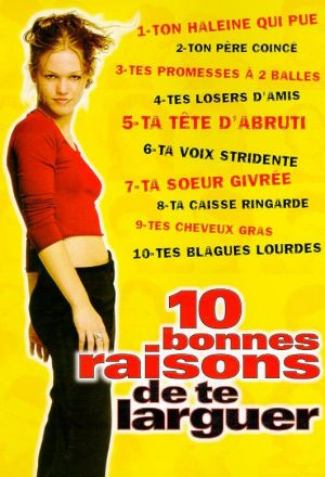 10 Things I Hate About You 531x778