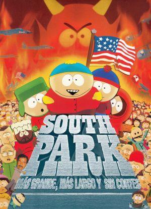 South Park: Bigger, Longer & Uncut 1691x2331