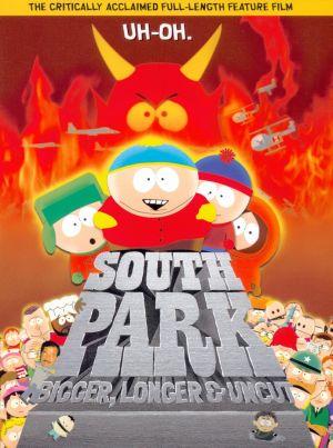 South Park: Bigger, Longer & Uncut 809x1088