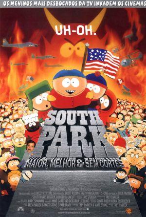 South Park: Bigger, Longer & Uncut 574x850