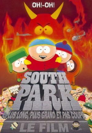 South Park: Bigger, Longer & Uncut 554x796