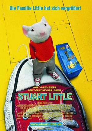 Stuart Little 600x849