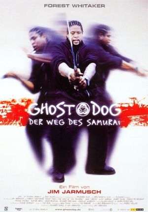 Ghost Dog: The Way of the Samurai 499x717