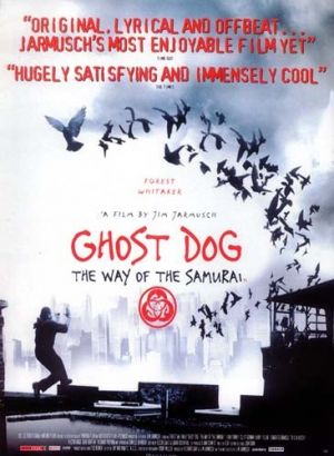 Ghost Dog: The Way of the Samurai 366x500