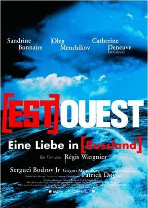 Est-Ouest - Eine Liebe in Rußland 429x601