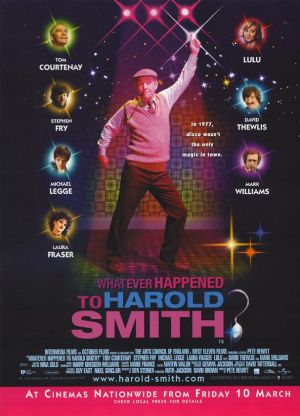 Whatever Happened to Harold Smith? 607x841