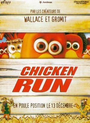 Chicken Run 558x761