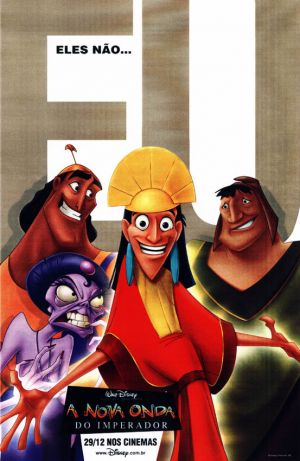 The Emperor's New Groove 553x850