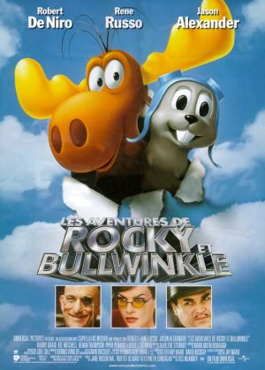 The Adventures of Rocky & Bullwinkle 551x770