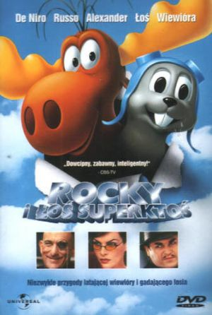 The Adventures of Rocky & Bullwinkle 336x500