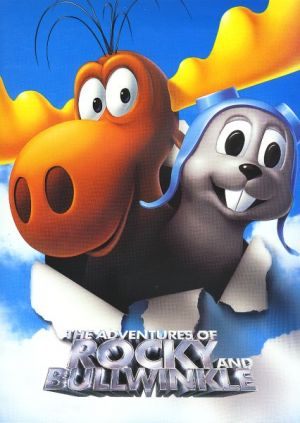 The Adventures of Rocky & Bullwinkle 426x600