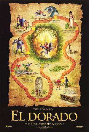 The Road to El Dorado 673x994