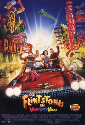 The Flintstones in Viva Rock Vegas 580x850