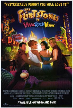 The Flintstones in Viva Rock Vegas 580x853