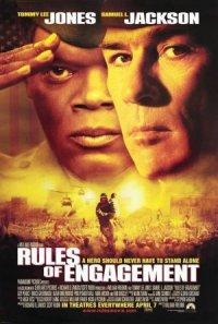 Rules of Engagement - Die Regeln des Krieges poster