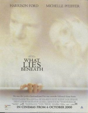 What Lies Beneath Poster