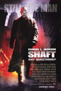 Shaft Returns poster