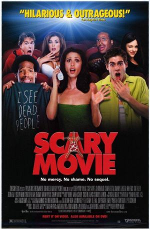 Scary Movie 580x885