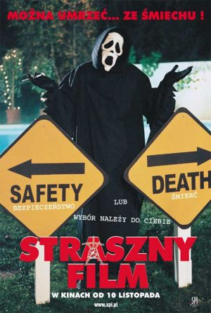 Scary Movie 541x800