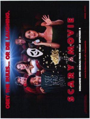 Scary Movie 437x580