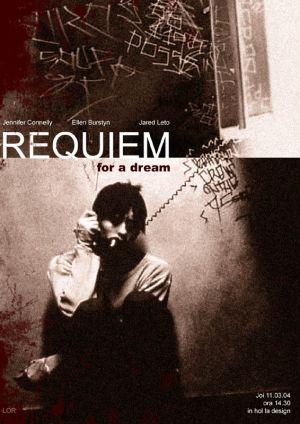 Requiem for a Dream 566x800