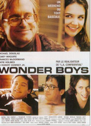 Wonder Boys 551x766