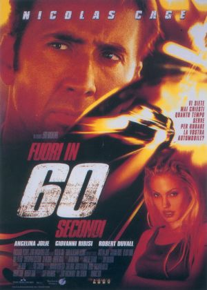 Gone in Sixty Seconds 500x700