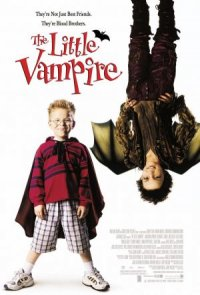 The Little Vampire poster