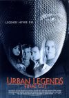 Urban Legends Final Cut Poster