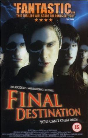 Final Destination 303x476