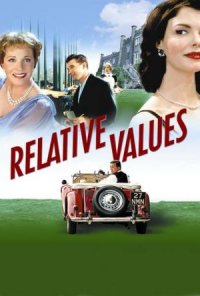 Relative Values poster