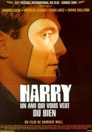 Harry, un ami qui vous veut du bien 540x774