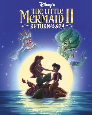 The Little Mermaid II: Return to the Sea 1600x2000