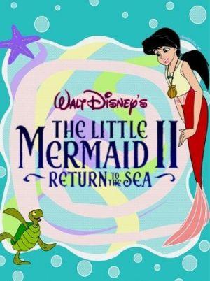 The Little Mermaid II: Return to the Sea 387x519