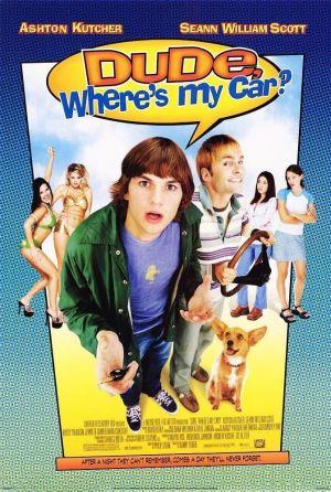 Dude, Where's My Car? 672x998