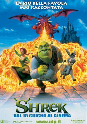Shrek - Der tollkühne Held 500x712