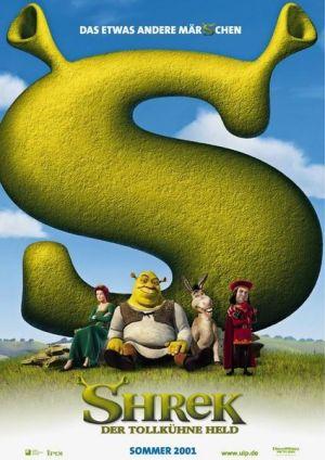 Shrek - Der tollkühne Held 425x600