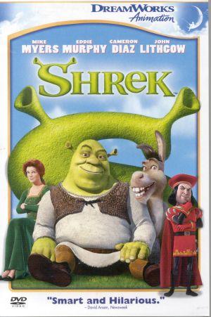 Shrek - Der tollkühne Held 976x1466