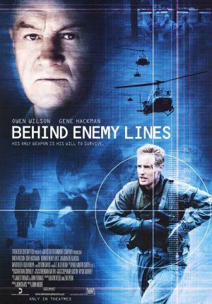 Behind Enemy Lines 671x965