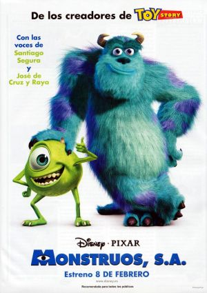 Monsters, Inc. 706x1000