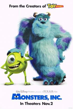Monsters, Inc. 674x1000