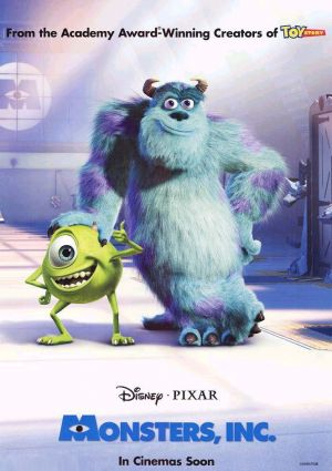 Monsters, Inc. 664x940