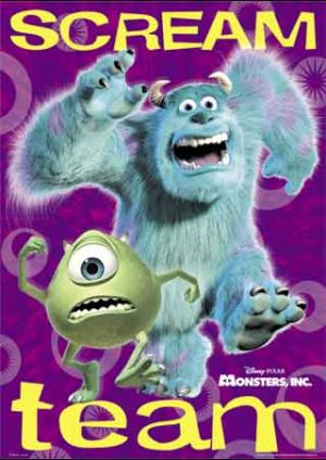 Monsters, Inc. 320x452