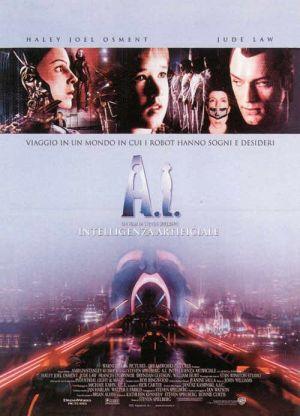 Artificial Intelligence: AI 500x693
