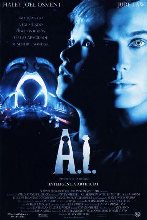 Artificial Intelligence: AI 571x850