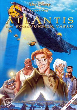 Atlantis - Das Geheimnis der verlorenen Stadt 1490x2122
