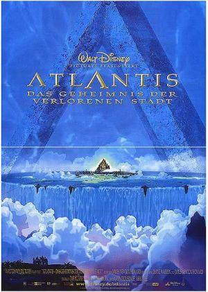 Atlantis - Das Geheimnis der verlorenen Stadt 428x600